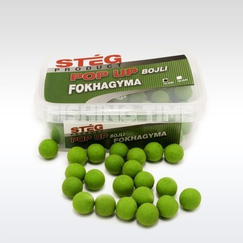 Stég Product Pop up bojli 12mm fokhagyma