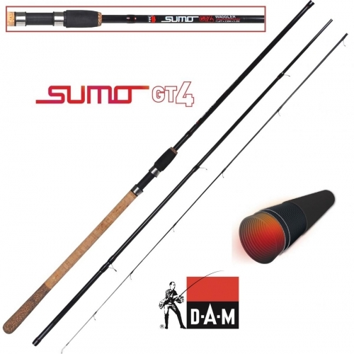 D.A.M. Sumo GT4 Waggler
