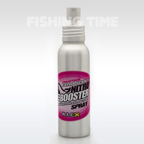 Illex Nitro Booster Crustace Spray Alu