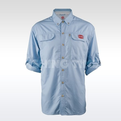 Penn Vented Performance Shirts horgászing