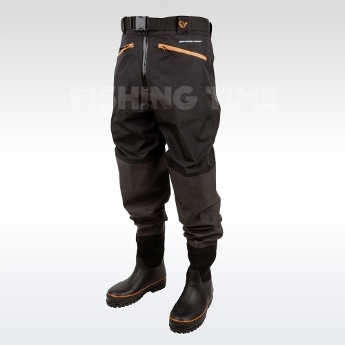 Savage Gear Breathable Waist Wader Boot Foot Cleated gázlónadrág