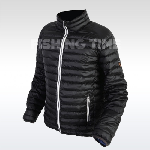 Savage Gear Orlando Thermo Lite Jacket Black pufidzseki