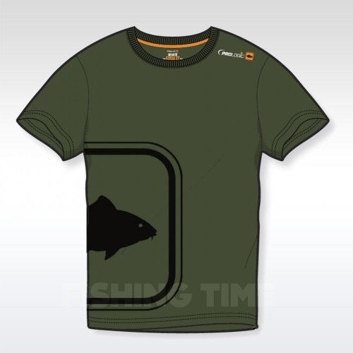 Prologic  Road Sign T-Shirt Olive Green póló
