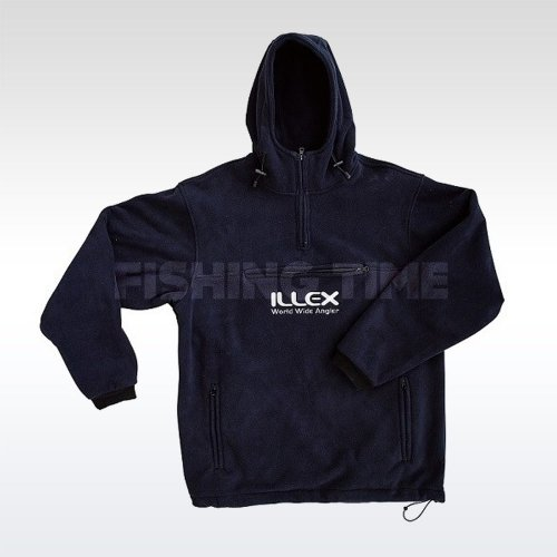 Illex  Fleece Hooded Top felső
