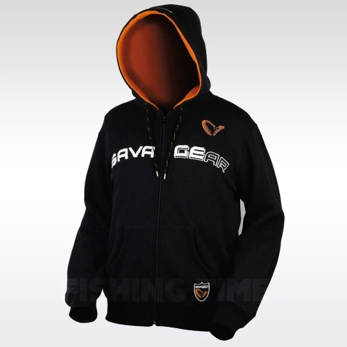 Savage Gear Hooded Polár pulóver