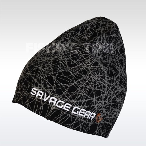 Savage Gear Knit Geometry Beanie sapka