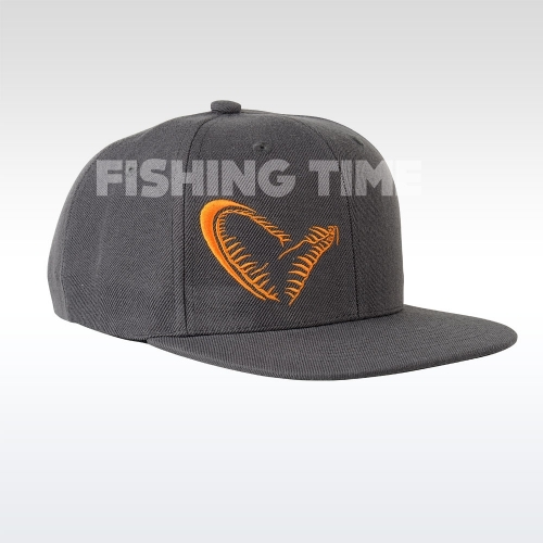 Savage Gear Flat Bill Snap Back baseball sapka