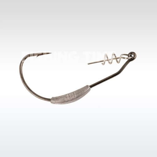 Rapture Swimbait Springlock ólmozott offset horog