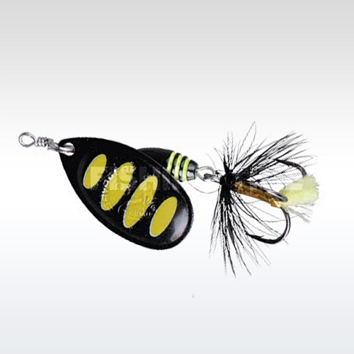 Savage Gear Rotex Spinner #3a 11-Black Bee