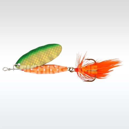 ABU Garcia Reflex Red 18g G/Green Flash