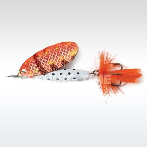 ABU Garcia Reflex White 12g K/Red Flash