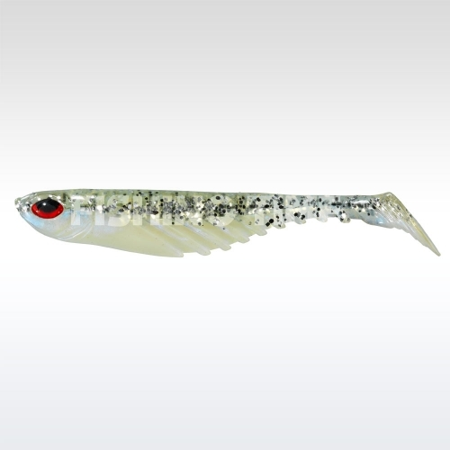 Berkley PowerBait Ripple Shad 9 Silver Magic