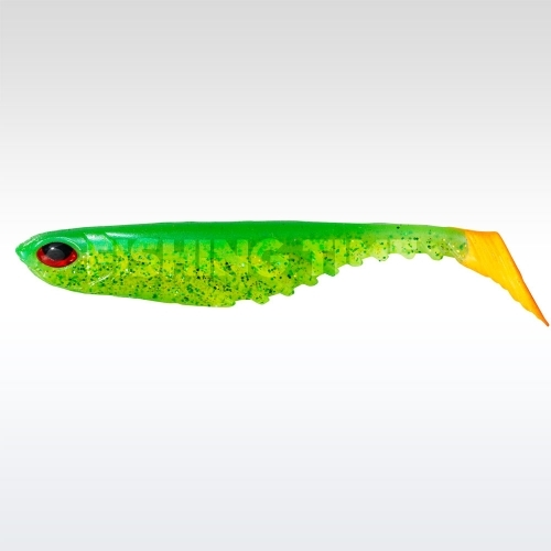 Berkley PowerBait Ripple Shad 9 Limetreuse