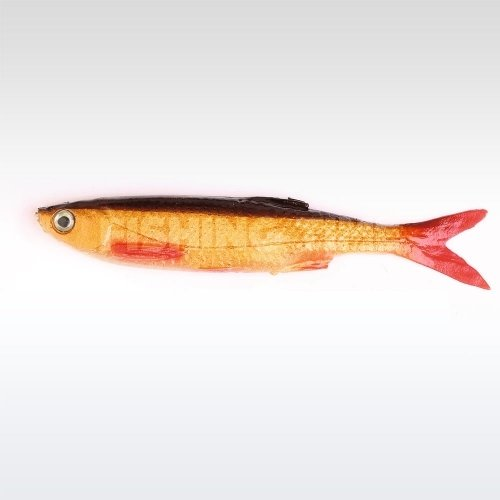 Savage Gear 3D Bleak Real Tail 13.5 02-Rudd Minnow