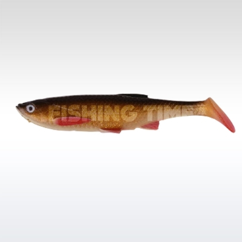 Savage Gear 3D Bleak Paddle Tail 13.2 02-Rudd Minnow