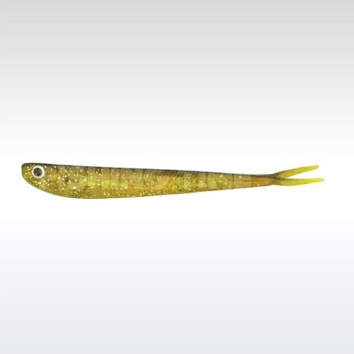 Rapture Twin Tail Minnow 76 plasztikcsali Golden Minnow