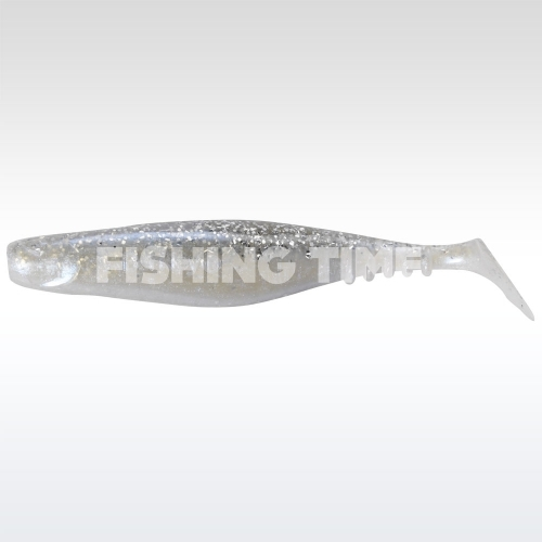 Berkley Flex Stoop Shad 12.5 Silver Magic