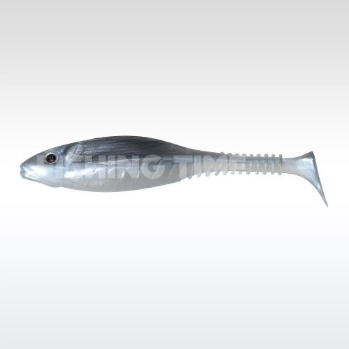 Grubby Shad 6 Grey Fish