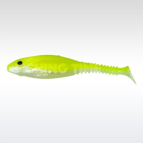 Grubby Shad 6 Lemon Ice