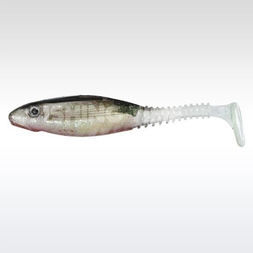 Gunki Grubby Shad 13 Red Ghost