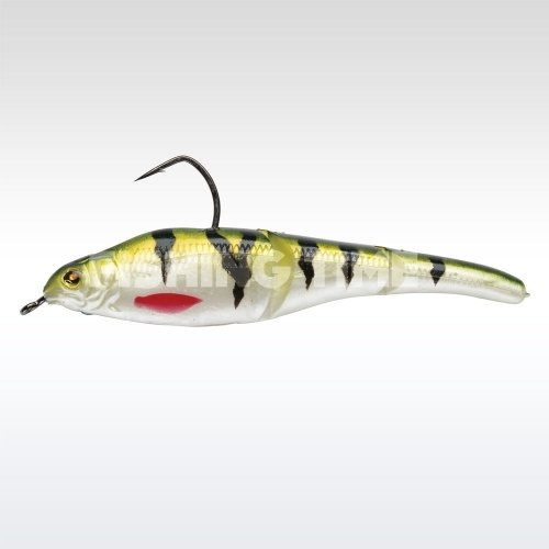 Sebile Magic Swimmer Soft 105 Natural Perch