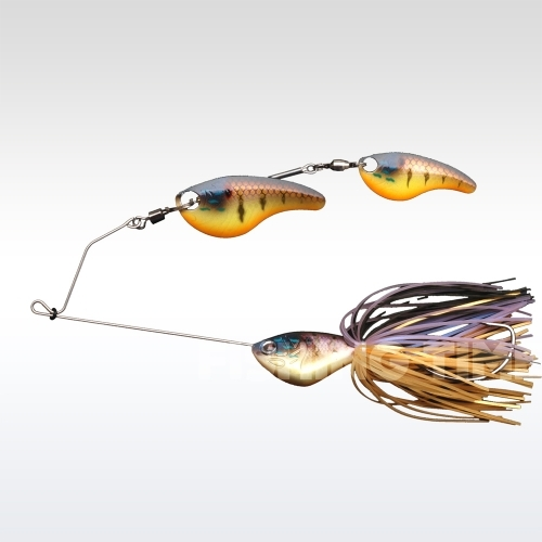 Sebile Pro-Shad Finesse 90 NBG (Natural Bluegill)