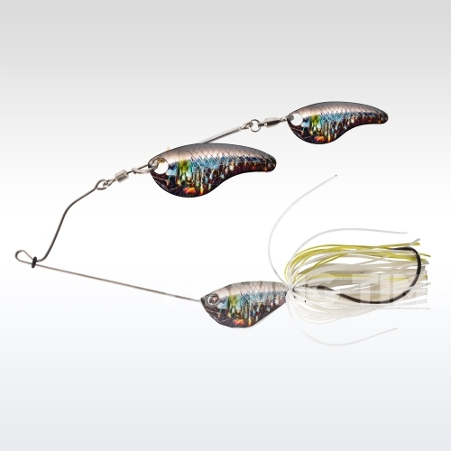 Sebile Pro-Shad Finesse 90 O (Natural Shiner)
