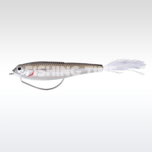 Savage Gear TPE Mudd Minnow 8.5 01-Dirty Silver Mullet
