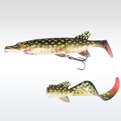 Savage Gear 3D Hybrid Pike 17 S 02-Yellow Pike