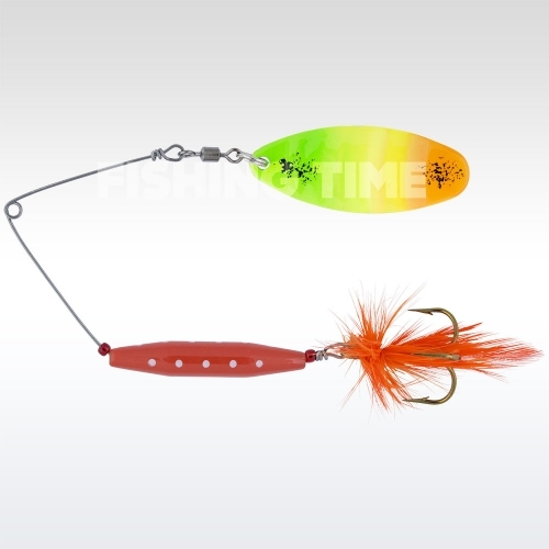 Reflex Spinnerbait 18g Fire Tiger