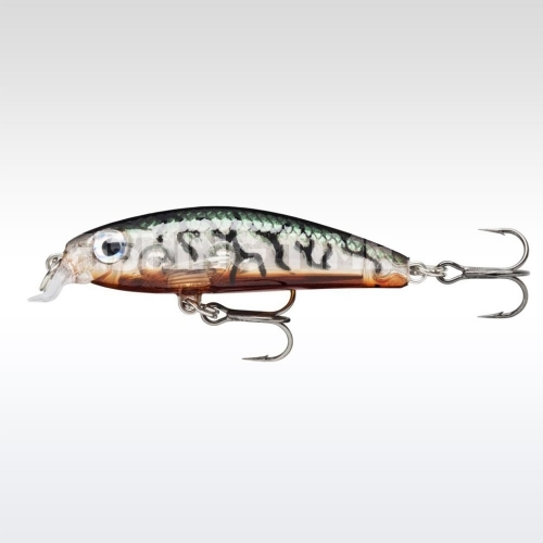 Rapala Ultra Light Minnow 4 (ULM-4) GLTU