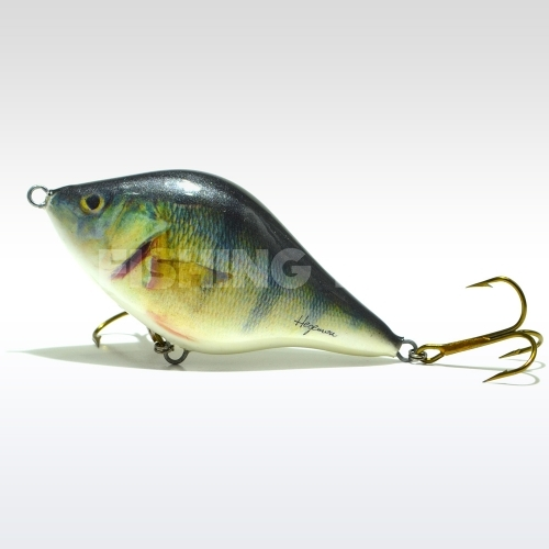 Hegemon Pikebait 8.5 F Perch