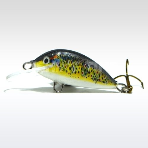 Hegemon Winner 3 F Trout Yellow