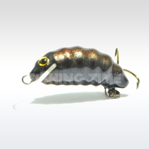 Hegemon Worm 3 F Black Brown
