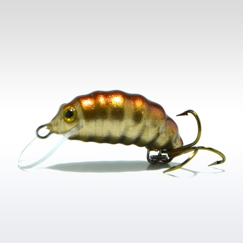 Hegemon Worm 3 F Light Brown