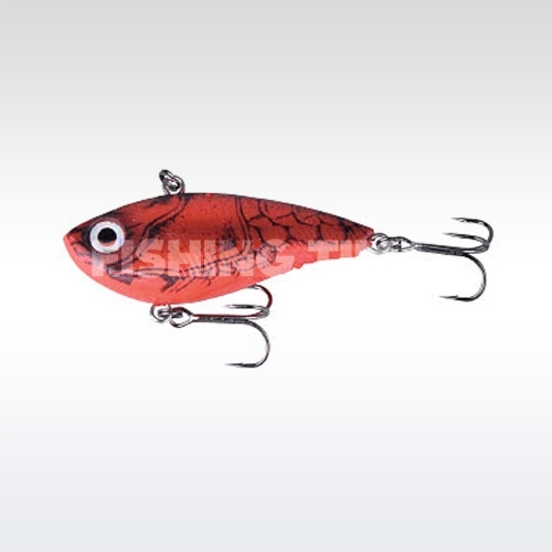 Savage Gear TPE Soft Vibes 5.1 S 07-Red Crayfish