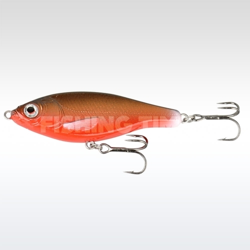 Savage Gear 3D Roach Jerkster 14.5 F Black & Red