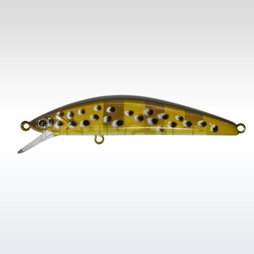 Illex Tricoroll GT 72 SR F Native Brown Trout