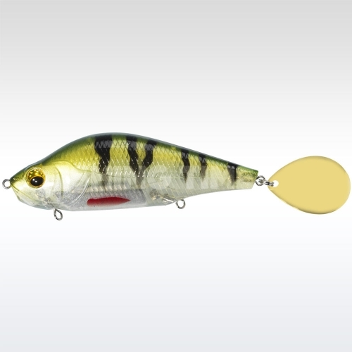 Sebile Spin Glider 115 FSK Natural Perch
