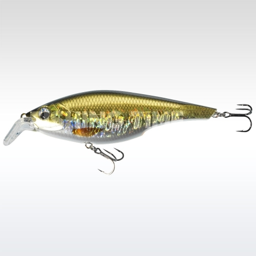 Sebile Cracking Shad 130 FL Natural Goldan Shiner