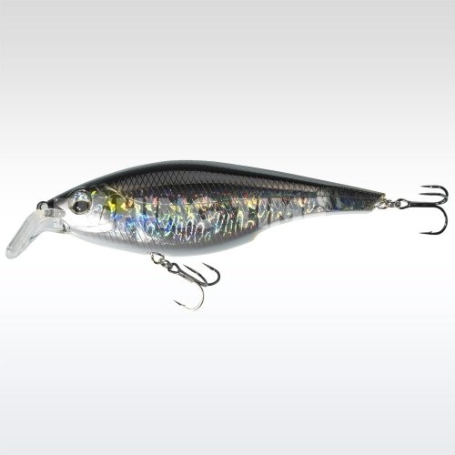 Sebile Cracking Shad 130 FL Natural Shiner