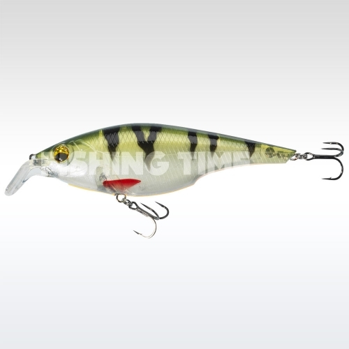 Sebile Cracking Shad 130 FL Natural Perch