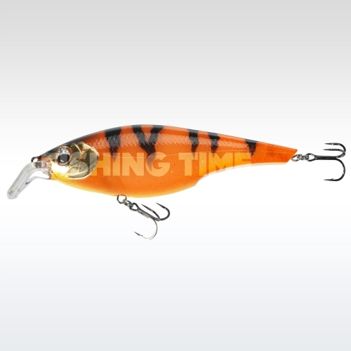 Sebile Cracking Shad 130 FL Orange Fleeing Prey