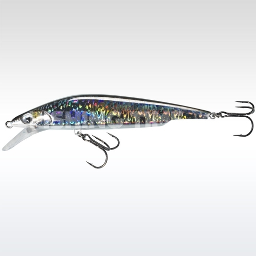 Sebile Bull Minnow 127 FL Natural Shiner