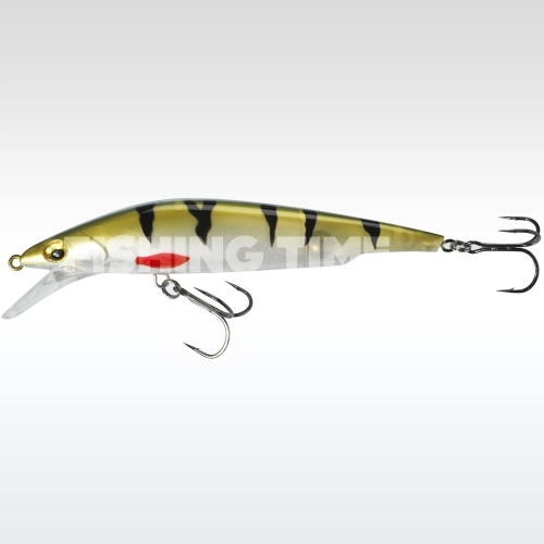 Sebile Bull Minnow 127 FL Natural Perch
