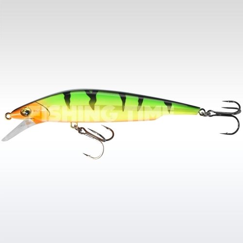 Sebile Bull Minnow 152 FL Fire Tiger Gold