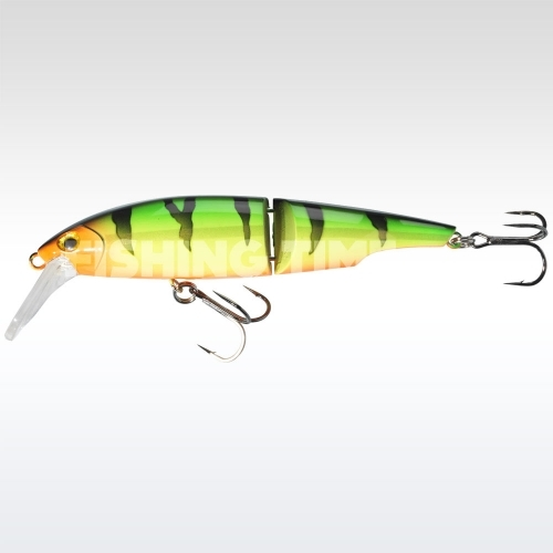 Sebile Swingtail Minnow 127 FL Fire Tiger Gold