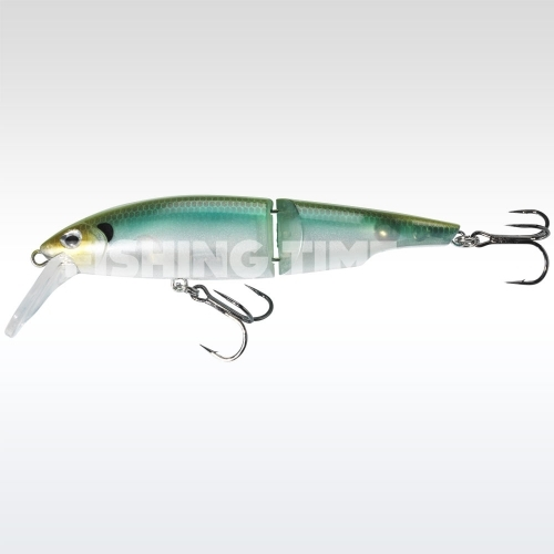 Sebile Swingtail Minnow 127 FL Green Back Ghost