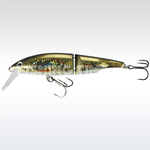 Sebile Swingtail Minnow 127 FL Natural Goldan Shiner