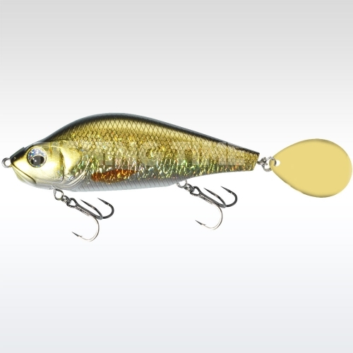 Sebile Spin Glider 95 FL Natural Goldan Shiner